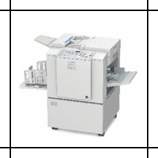 Digital Printer/ Digital Duplicator