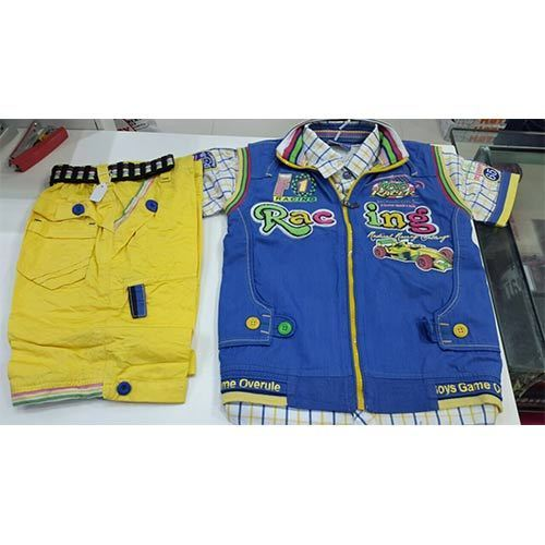 9dcc16a99d0 Boys 3 Colors In Every Box Summer Jacket Baba Suit
