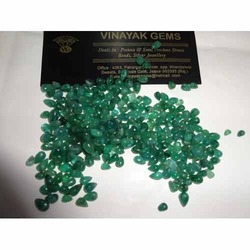 Emerald Plane Tear Drops