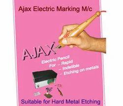Ajax Electric Marking Machine