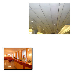 Metal Ceiling Tiles for Hotels