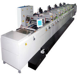 Fully Auto Screen Printing Machine