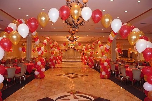 Decoration Salle Theme Karate