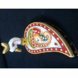 Marble Ganesha Print Tika Chopra
