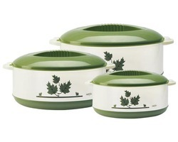 Milton Orchid 3 Pc Cookware Set