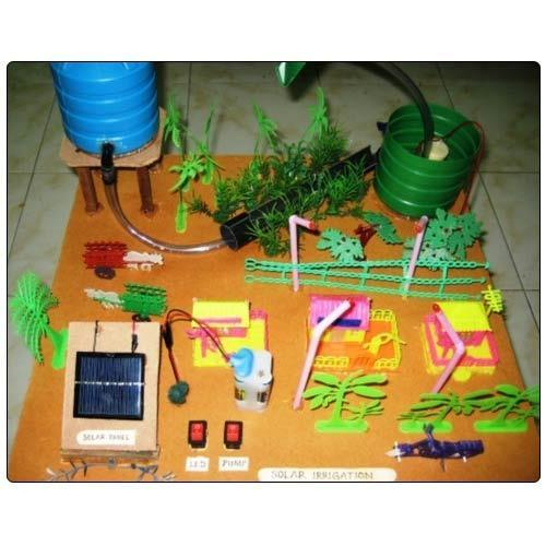 Environmental Models For Science Projects Solar