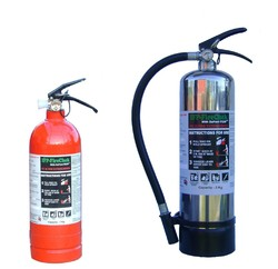 Clean Agent Fire Extinguisher 2 KG