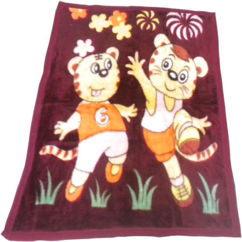 9e50656209 Bedsheets and Blanket - Baby Mink Blanket Service Provider from Panipat