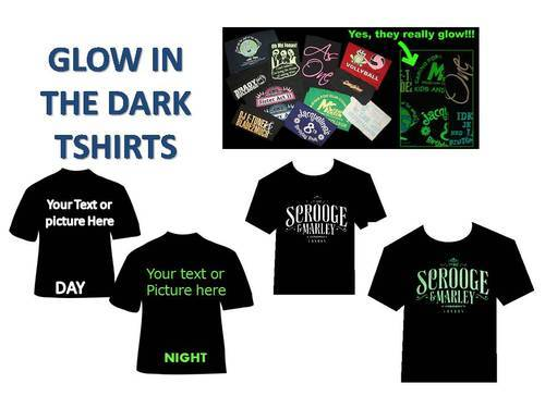 Glow In The Dark T Shirts At Rs 449 Piece S Round Neck T Shirt