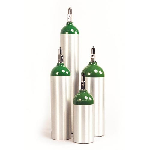 Oxygen Cylinders at Best Price in India