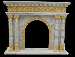Fireplace Sculpture