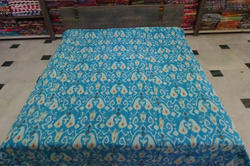 Cotton Kantha Ekat Bed Cover