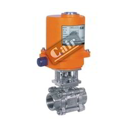 Actuator 2 Way Ball Valve