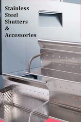 Stainless Steel Shutters Accessories