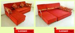 Lomani Foam Sofa Cum Bed