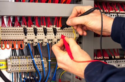 Industrial Electrical Work Service