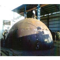 8 M Diameter Hemispherical Dish End