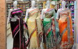 Pearl White Black New Sari Mannequins, Foldable Type: Yes
