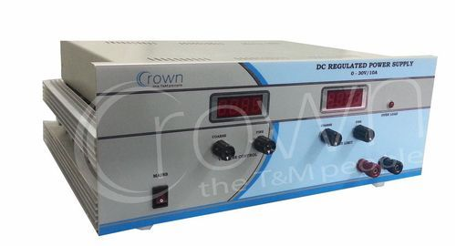 DC Power Supply - DC Regulated Power Supply 0-30V/10A