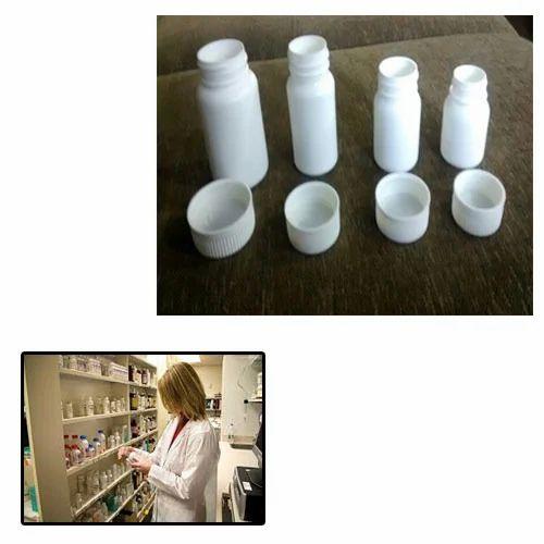 Tablet Bottle For Pharmaceutical Industry