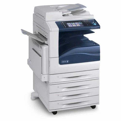 xerox workcentre photocopier 7535 copy care enterprise ahmedabad rh indiamart com Xerox 7345 Specifications Xerox 7335 Brochure