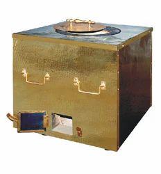 Copper Square Drum Tandoor, For Restaurant