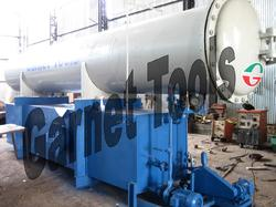 Vacuum Impregnation Treatment Plant
