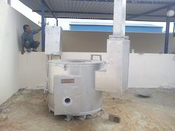 Fired Aluminum Melting Furnace