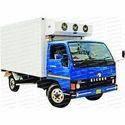 Reefer Trucks for Chilled Foods
