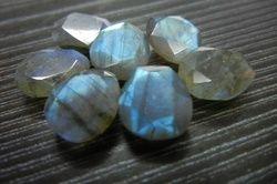 Labradorite Station Cut Gemstone