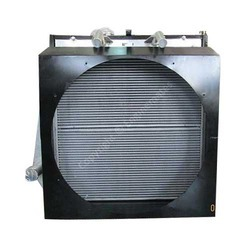 Radiator With Charge Air Cooler For 250 KVA Genset