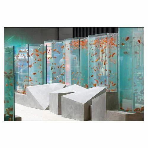 Glass Fish Pond À¤®à¤›à¤² À¤• À¤¤ À¤² À¤¬ À¤« À¤¶ À¤ª À¤¨ À¤¡ In Arabic College Bengaluru Prestige Glass And Hardware Id 6867646333
