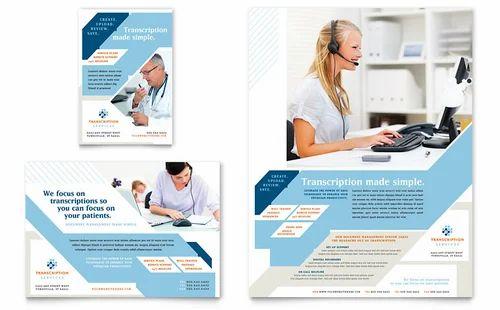 Healthcare Brochure Printing Services In Bengaluru Shabari
