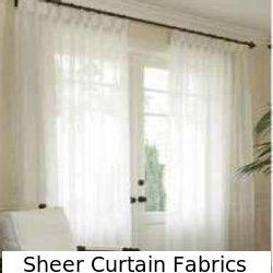 Sheer Curtain Fabric furnishing fabric - sheer curtain fabrics manufacturer from new delhi