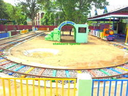 Standard Sports Toy Train Project