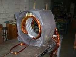 AC Motor Rewinding Service