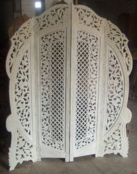 Carved Screen