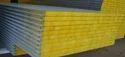 Fiberglass Puf Sandwich Panels
