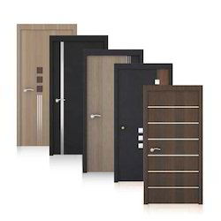 Flush Doors (Pinewood)