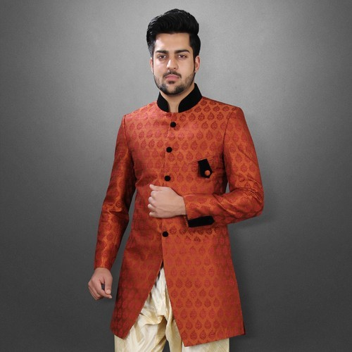 Indo Western Suits, Party, Wedding, Western, Formal Wear | Panache ...
