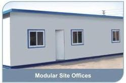 High Quality Prefabricated Site Office