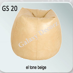 Tone Beige Bean Bag
