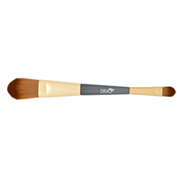 Two Sided Foundation Brush, For Personal