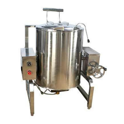Tilting Type Bulk Cooker Manufacturer
