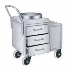 Cookman Tea Service Trolley