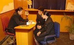 Travel Desk Services