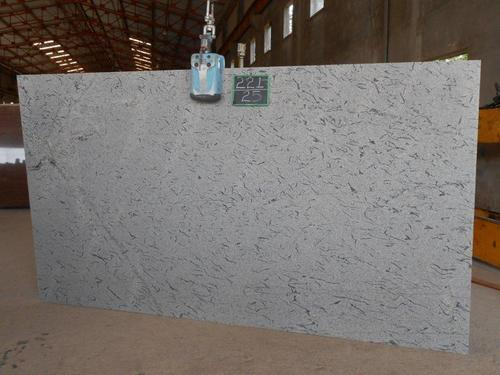 French White Granite, Thickness: 20-25 mm