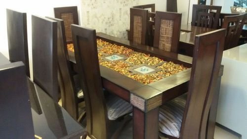 Designer Dining Table At Rs 50000 Set