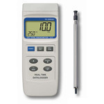Hot Wire Anemometer with Data Logger