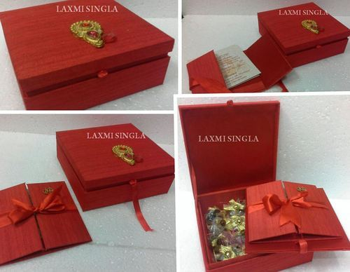 Traditional Wedding Cards at Rs 800 /piece(s) | Rani Bagh ...